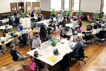 Favorite Coworking Spaces / Coworking places