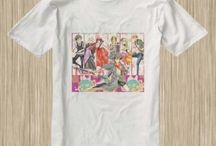 Ao No Exorcist Anime Tshirt