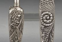 Beauty in Antique Silver