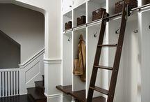 Mud Rooms/closets/foyers