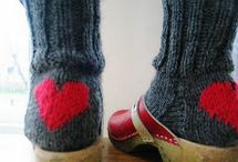 All you knit is love / socks