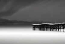 Long Exposure Black and White