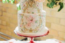 Blush weddings / Blust wedding colour schemes