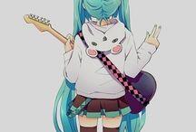 Vocaloid stuff