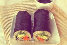 Best Brown Rice Sushi Food from Sea Salt / Sea Salt, a takeaway restaurant in Melbourne has its own sushi chefs who prepare daily specials onsite for the sushi fanatics.