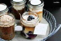 mason jar baking / by Lori Marchbanks