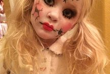 Halloween killer doll