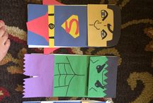 Super Hero Week