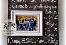 Mom & Dads 25th anniversary