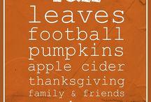 Fall Festivities  / by Gina Meyn