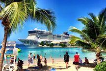 Cruise Inspiration / Travel by cruising