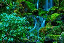 cascadas e cataratas