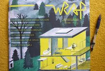 Illustrative Buildings and Cut Open Houses / Illustrations of houses with exterior walls removed so you can peek inside. / by Justin Pocta