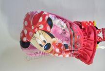 Rękawiczki dziecięce Myszka Minnie / http://onlinehurt.pl/?do_search=true&search_query=myszka+minnie