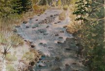saját festmények