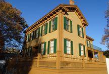 Abraham Lincoln Home - Springfield, Illinois