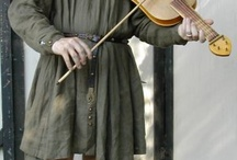 Costume populaire XVIe-XVIIe