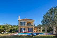 Ammes Zen Villas @ Svoronata / Ammes Zen Villas is a newly constructed holiday property consisting of three private villas with two bedrooms each, modern kitchen facilities and big balcony, with private pool in a tranquil setting and landscaped garden.