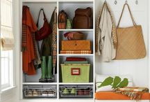 Mudroom / by Michelle Hawkins