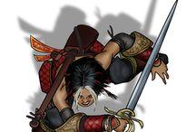 RPG Token 1 Characters