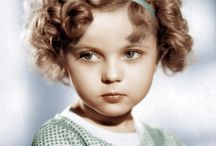 Celebs_Shirley Temple! / by Karen Sermersheim