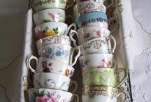Favorite Teacups