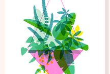 Botanicals NOT for Living Room