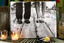 home photo decor / by Hollie Laughlin-Rushia