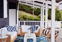 Porch and outdoor