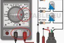 Elektrik ölçüm işleri