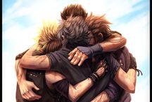 Final Fantasy XV / BROTHERHOOD   Prompto & Noctis