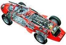 Ferrari f1 evolution project