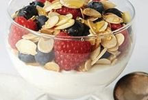 Breakfast Recipes / Breakfast is the most important meal of the day! Start your day off right with these tasty recipes!