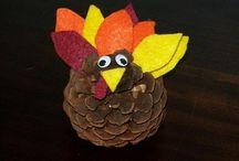 Thanksgiving / by Nicole Braden
