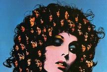 Album Covers / Art of Album Covers  / by Steven Strang