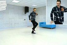 Teaching To Dance....Leren Dansen