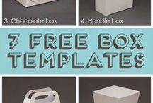 Box templates