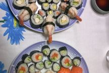 japan in love / Sushi Home made