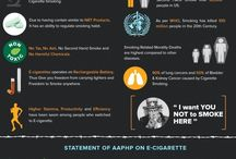Ecig Infographics / Infographics allow us to compare data visually and provide information in a way that is easy to comprehend. Here are some of the #ecig #infographics that I have found / by eSmoke Reviews