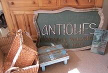 ANTIQUECHASE flea market/garage sale finds