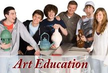 Teachers / Fun and informative resources for art teachers. / by Skutt Kilns & Wheels