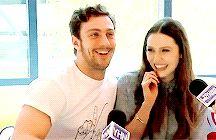 Elizabeth and Aaron