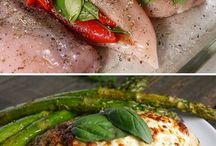 Middag, forslag kylling