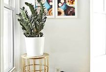 Corner Nooks / Corner styling inspiration!  / by Everything Begins