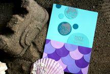 Purple Mermaid Party / by Sheila Rich