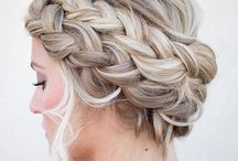 Sophia's Wedding - Bridesmaid Dresses, Hair & Makeup