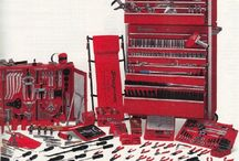 Snap On and Matco Tools