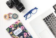 Blogging / by Kaylie Mills