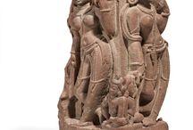 Indian sculptures / Indian sculptures