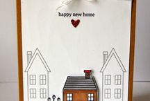 Stampin Up Holiday Home